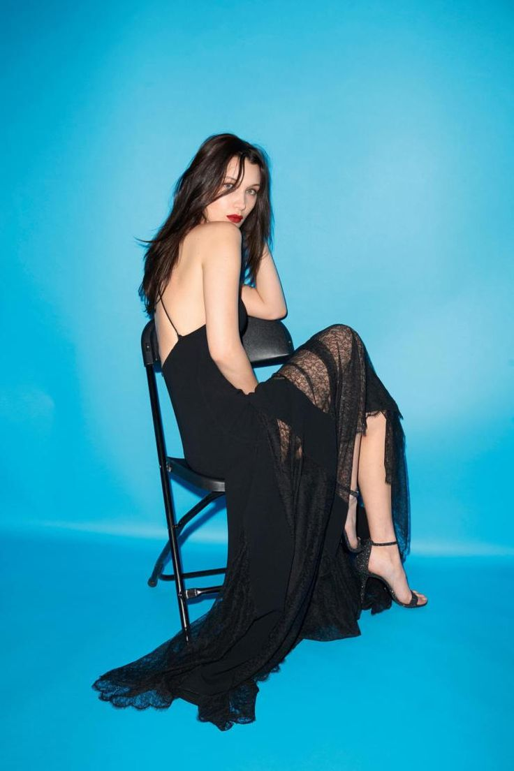 Bella Hadid by Terry Richardson for W Magazine Korea May 2016