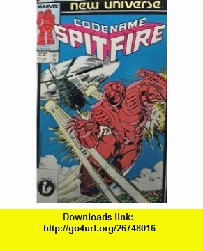 Marvel Comics New Universe Codename Spitfire July 1987 Issue # 11 (Volume 1) Cary Bates, Marshall Rogers, Bob Harras, Jim Shooter, Marvel Comics, Tony Dezuniga, Bob Sharen, Joe Rosen ,   ,  , ASIN: B004MV2G1O , tutorials , pdf , ebook , torrent , downloads , rapidshare , filesonic , hotfile , megaupload , fileserve