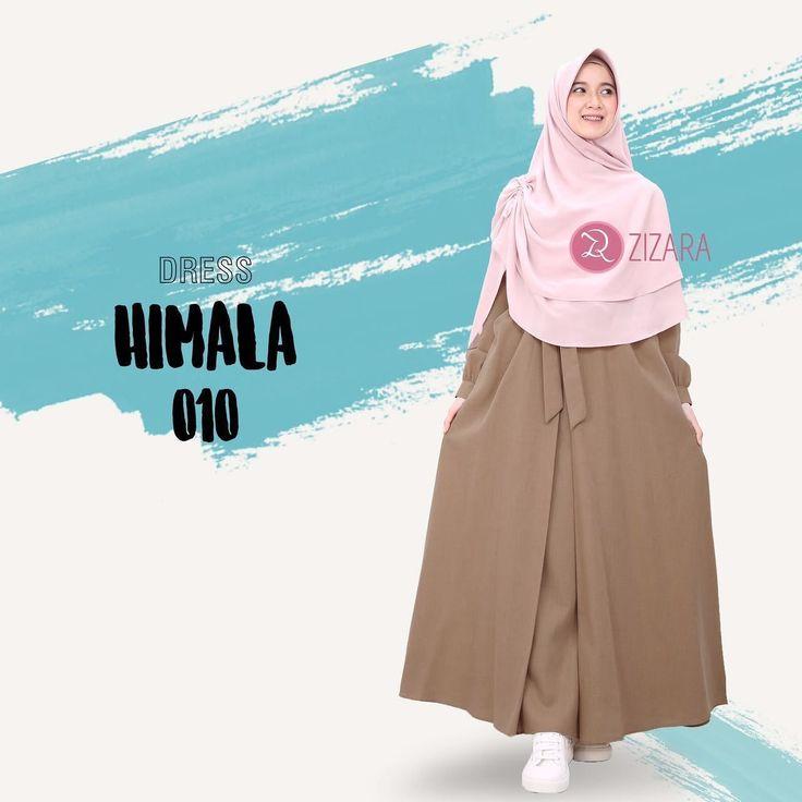Gamis Zizara Himala Dress 010 - baju muslim wanita baju muslimah Kini hadir untukmu yang cantik syari dan trendy . . DETAIL DRESS: 1. Bahan katun supernova 2. Cutting pinggang 3. Tanpa karet 4. Saku kanan dan kiri 5. Rok model lipit 1 ditengah dengan aksen tali yang diikat ke depan 6. Lengan manset 7. Lebar rok kurang lebih 2 m . . Size Chart (S) LD 98 PB 135 (M) LD 100 PB 137 (L) LD 104 PB 140 (XL) LD 110 PB 142 . . Harga Rp 175.000 (gamis saja) . . www.facebook.com/gamiszizara…