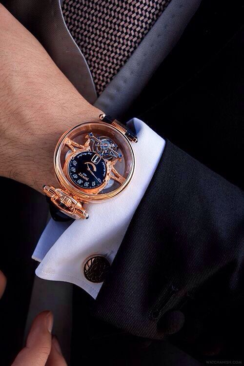 Bovet Virtuoso Mens Watch-a mere $300,000