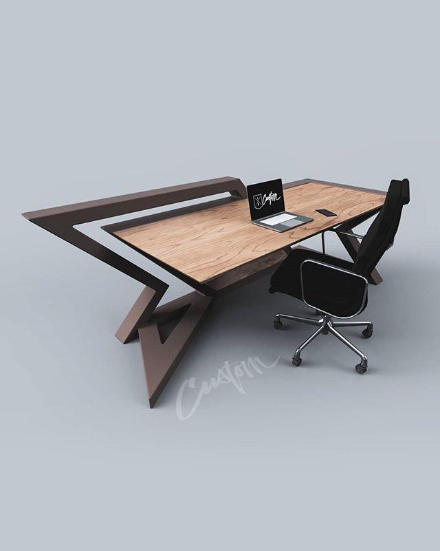 Ircustom Com Future Modern Desks Tables Mebel Iz Stali