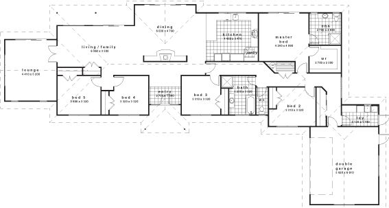 Plans lh290 | A1 Homes