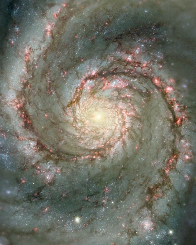 http://hubblesite.org/gallery/album/entire/pr2001010a/large_web/# The Heart of the Whirlpool Galaxy