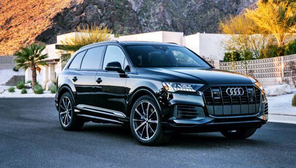 New Audi Q7 2022 Concept New Audi Q7 Audi Q7 Audi