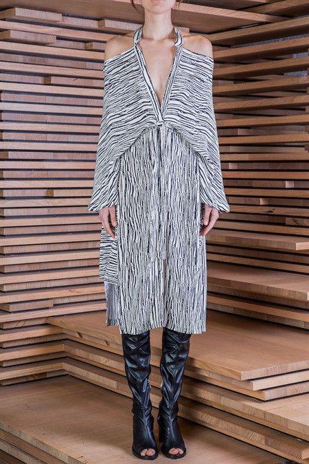 Kitx - Graphic Kimono Release Dress