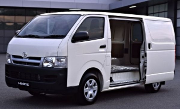 Toyota Hiace 2006 2007 2008 2009 Van Service Factory Manual Car Service