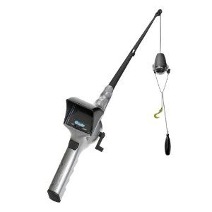 This fishing pole has an underwater video camera! Dad will love this! Fuzion Fish Eyes Rod and Reel