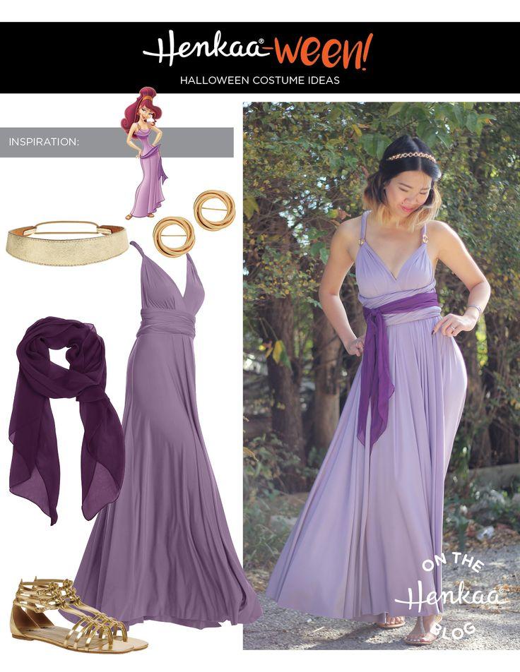 Get a DIY Megara costume from Disney's Hercules with a convertible dress