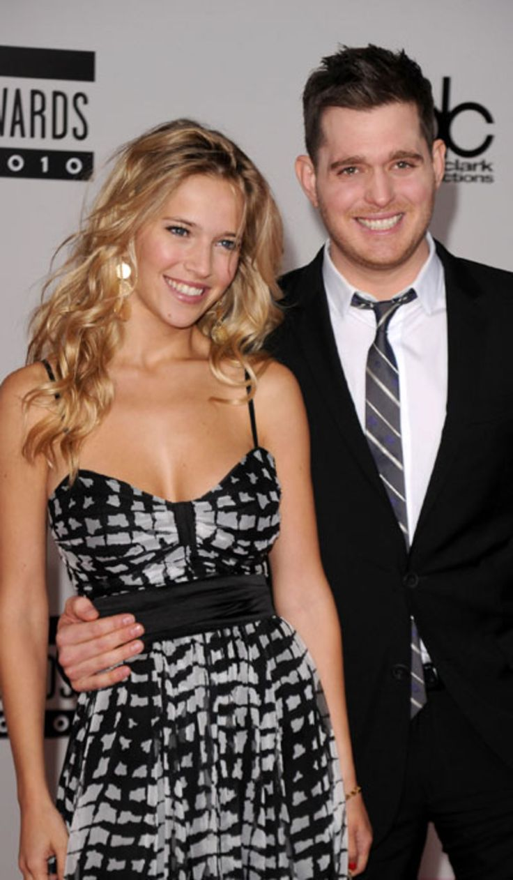 Michael Buble's Wife | news michael buble s wife luisana lopilato plays his music to her baby ...