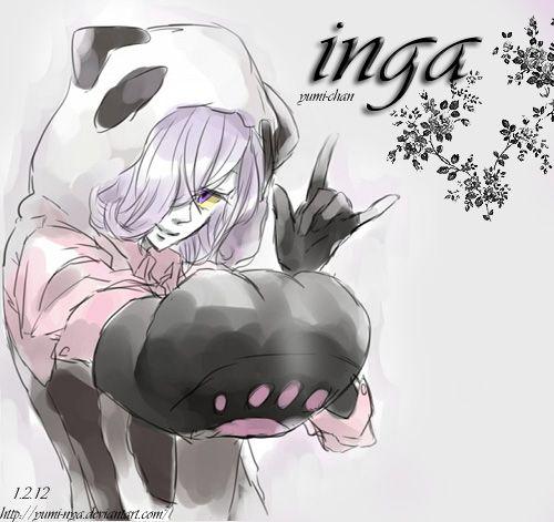 Un go anime funny | Inga From Un-Go by Yumi-nya
