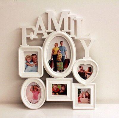 Cheap europa stile creativo 6 scatole combinazione famiglia photo frame per foto 3d wall hanging regalo di nozze, Compro Qualità Telaio direttamente da fornitori della Cina: benvenuto al nostro negozio per selezionare ciò che si desidera ! http://www.aliexpress.com/store/506290