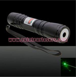 Pointeur laser Vert 800mw Point puissant