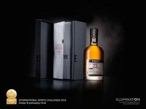 Kininvie 23, for William Grants & Sons illumination