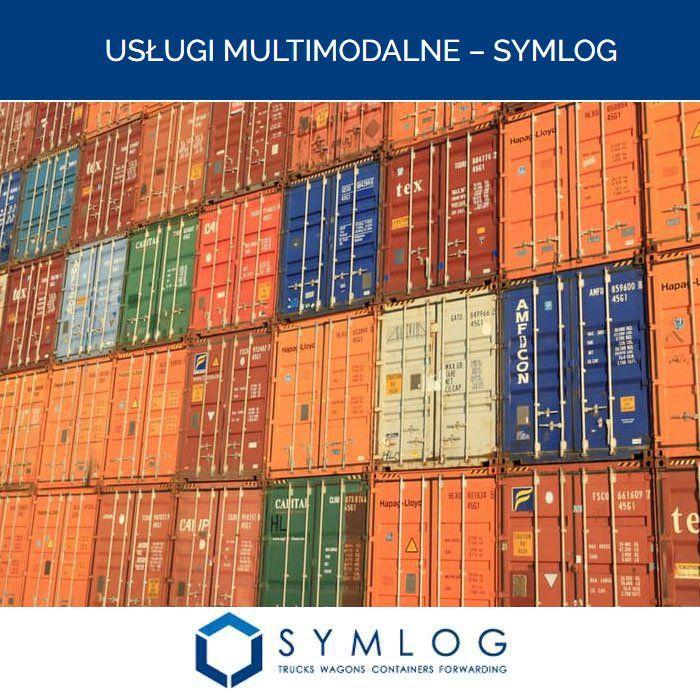 Usługi multimodalne są nowoczesne i elastyczne. #Symlog dostosowuje je do wymagań i oczekiwań swoich Klientów. ▶️http://symlog.eu/