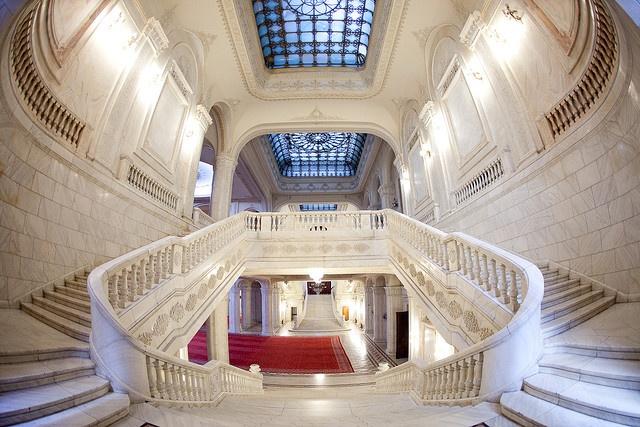 Bucharest Parliament Palace #Romania