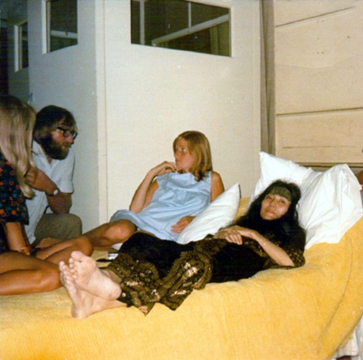 PattiMal EvansLinda And Yoko