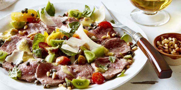I Quit Sugar: Beef Carpaccio Salad