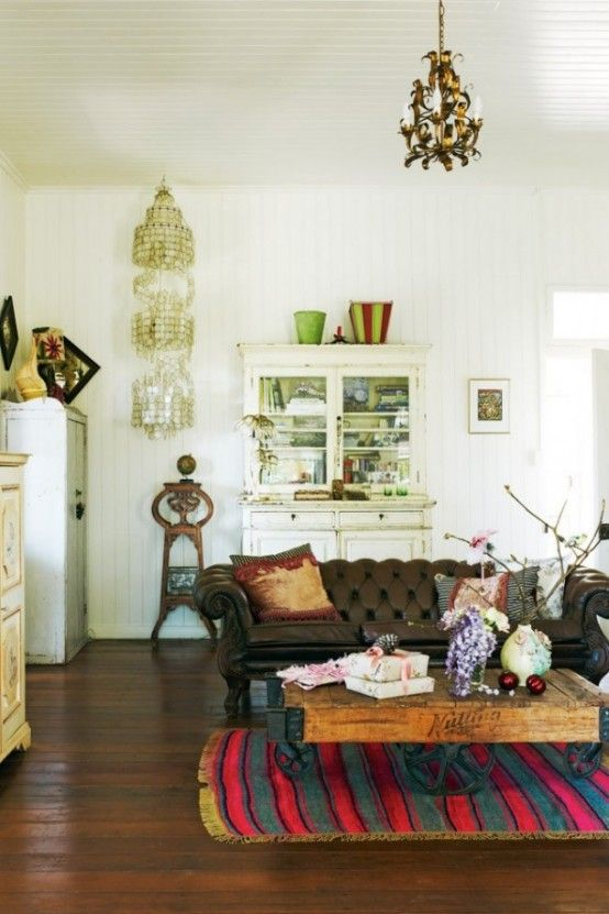 92 Best Bohemian Living Room Images On Pinterest