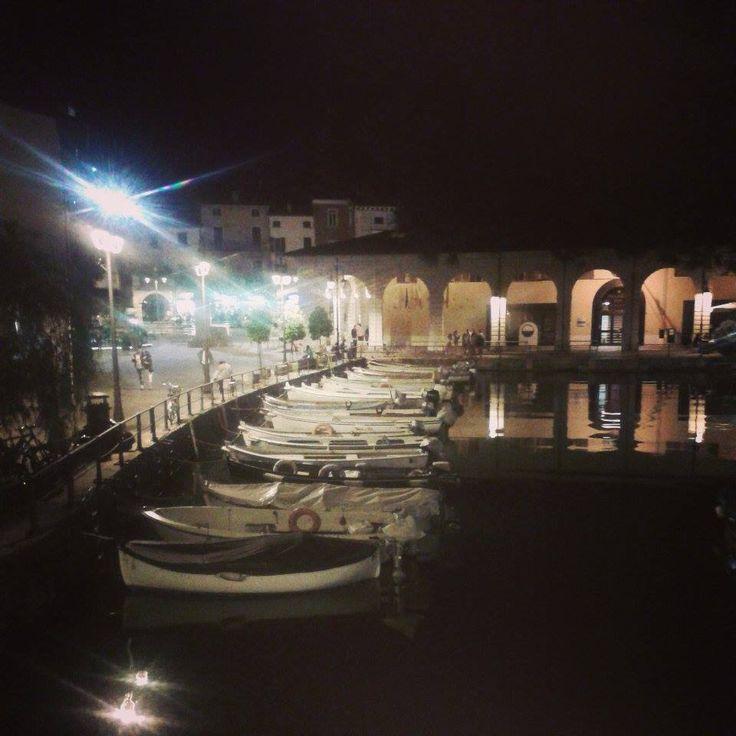 Lago di Garda, Desenzano by night, 2014