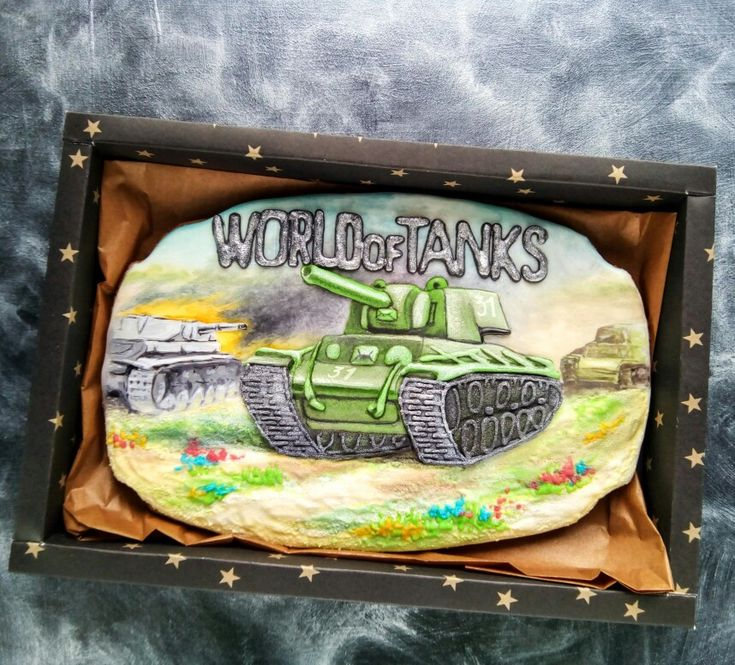 Word of tanks. Автор: Золотоноша Илона @domashni_smakolyki.