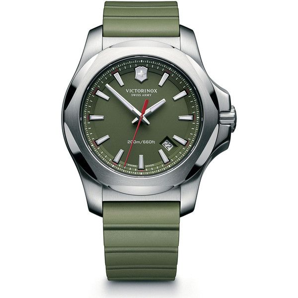 17 best ideas about rugged watches travis fimmel victorinox swiss army i n o x rugged watch protective cover €245 ❤ liked on
