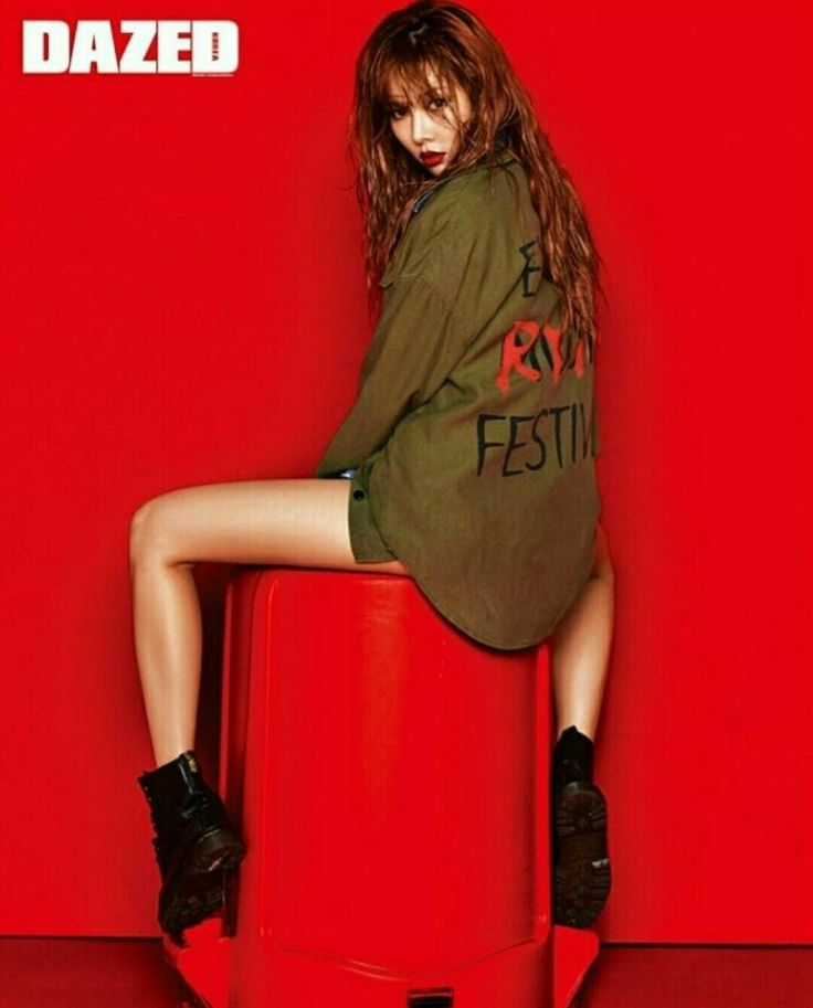 42 Best Images About HyunA (4MINUTE) On Pinterest
