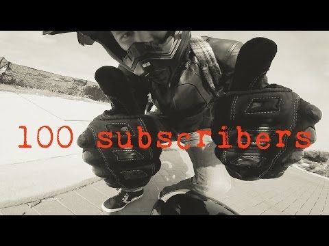 100 subscribers I love riding its nice to see others do to. so come for a ride