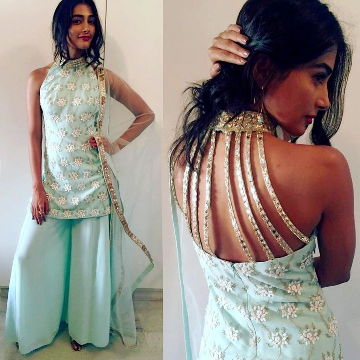 Pooja Hegde in @neeta_lulla