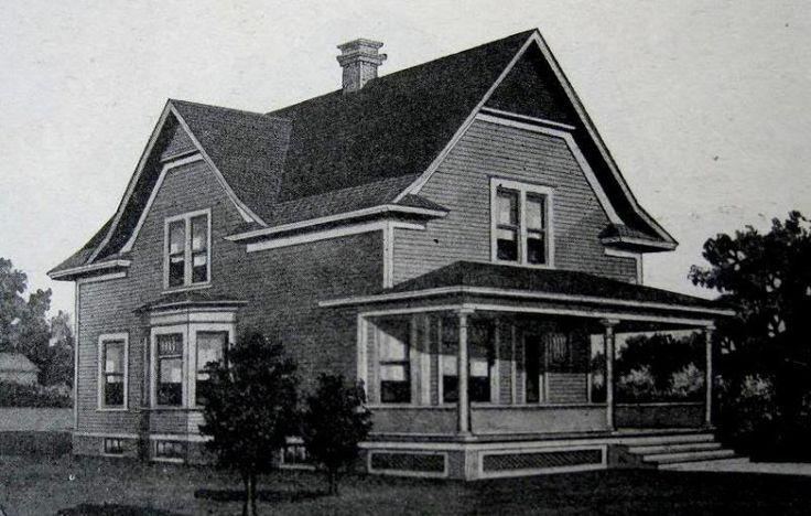 1000 images about exterior sears catalog on pinterest for Montgomery house