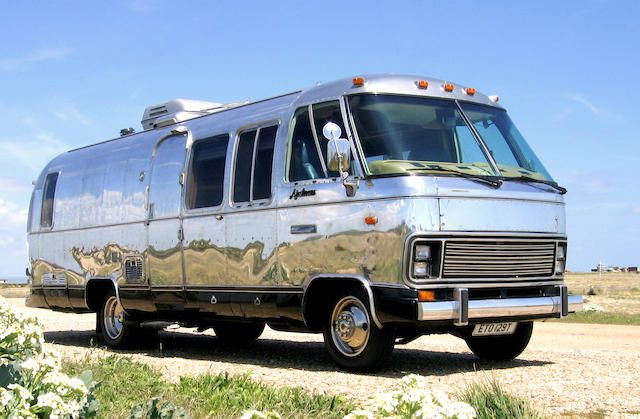 1979 Airstream 28' Motorhome  Chassis no. CPS 3793304680
