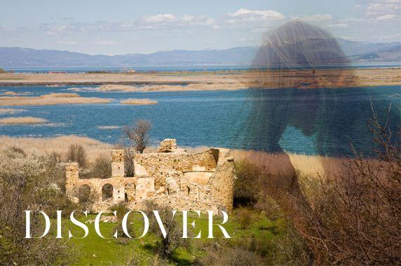 Discover Prespes Lakes in Florina, Greece, Travel