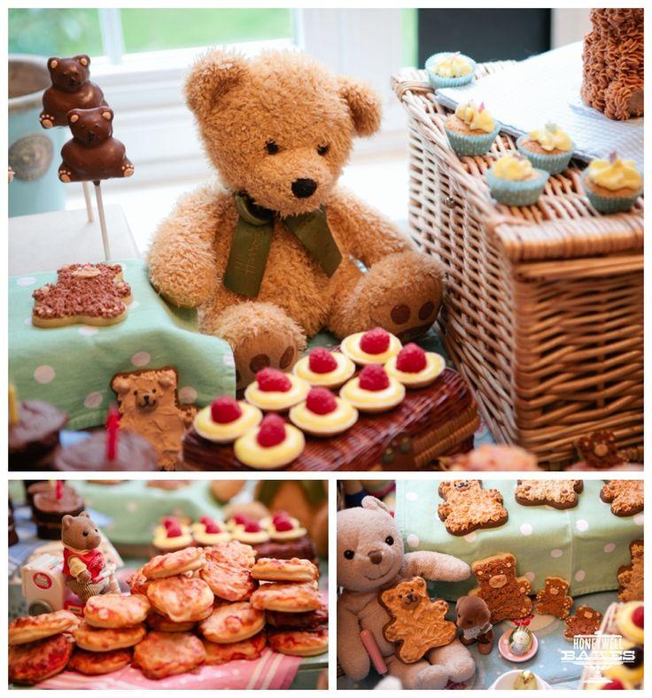 Honeywell Bakes - http://www.honeywellbakes.com/isabellas-2nd-birthday-teddy-bears-picnic-party/