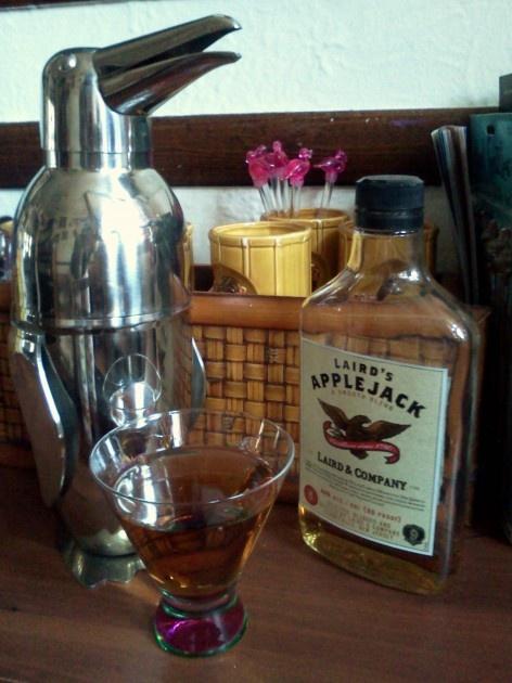 Jack Rose Cocktail!
