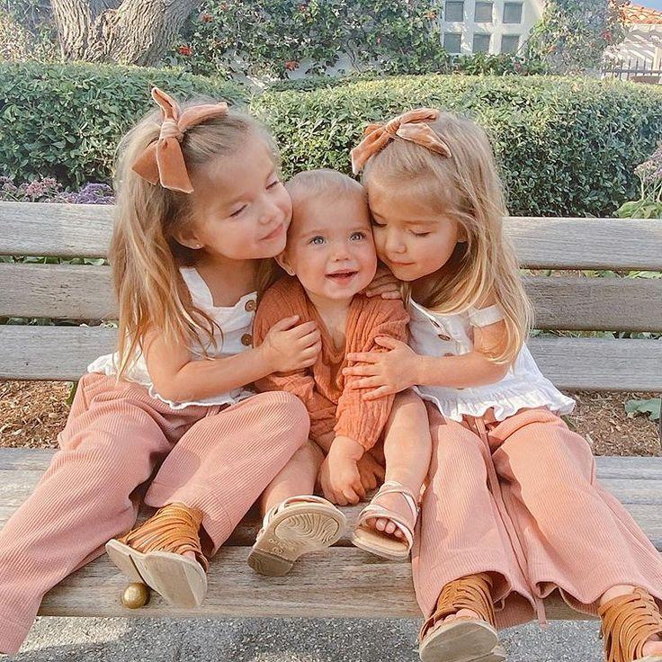 We LOVE baby sister ️ @halston.blake in 2020   Taytum and ...