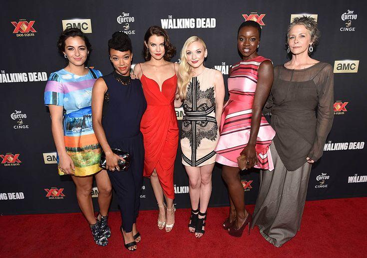 The Walking Dead Season 5 Premiere Party Photos#/0#/0