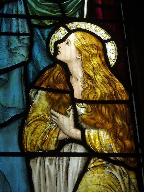 Henry Holiday - Mary Magdalen