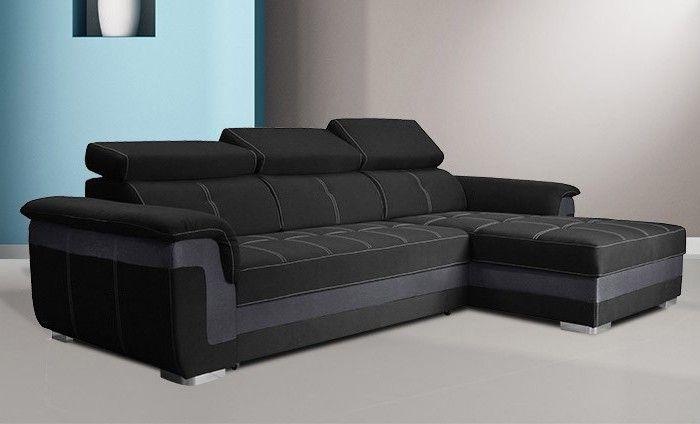 Rohová sedací souprava Albion bude každému interiéru dominovat pro své nezaměnitelnou, vysoce působivou kombinaci potahů s efektním bílým prošíváním. Sedací...