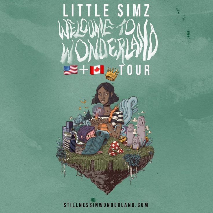 22 year old North London rapper Little Simz, who's being re-teaching us what hip-hop means with her gritty throwback flow and swag, just recently announced a North American tour with 12 dates. She'll begin in Boston on February 23, her birthday, pass through Canada for 2 dates, sing it up with Lauryn Hill in New …