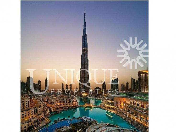 Penthouse, For Sale, AED 100 875 000 - Burj Khalifa Tower, Burj