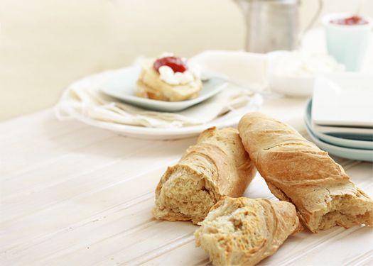 Light Whole Wheat Baguette: Artisan Bread in 5Trav'Lin Lights, Wheat5 ...