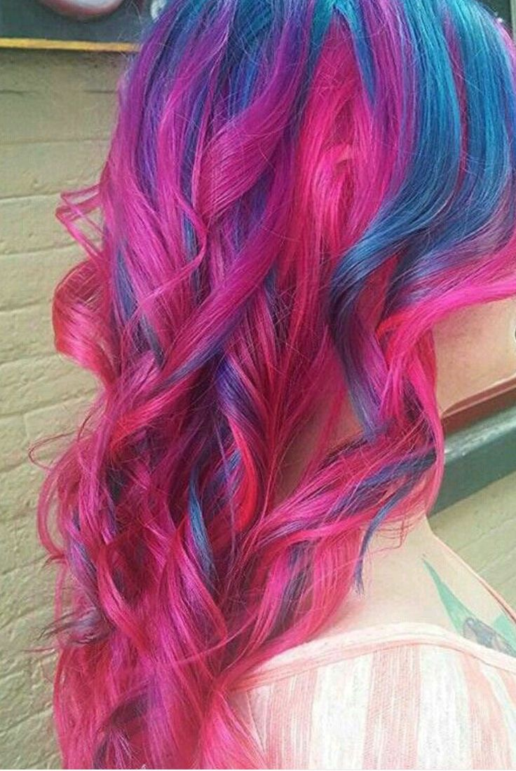 Colorful Hair Dye Ideas | Best Hairstyles 2018