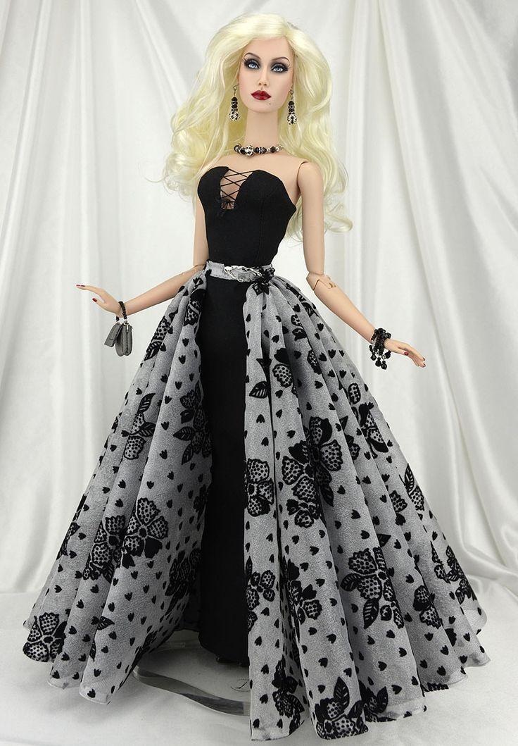 vintage barbie doll mystique