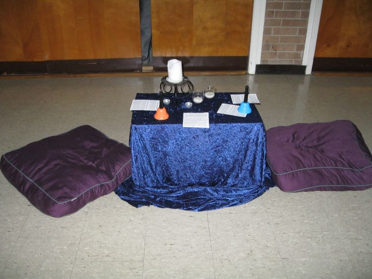 prayer stations for All Saints Day
