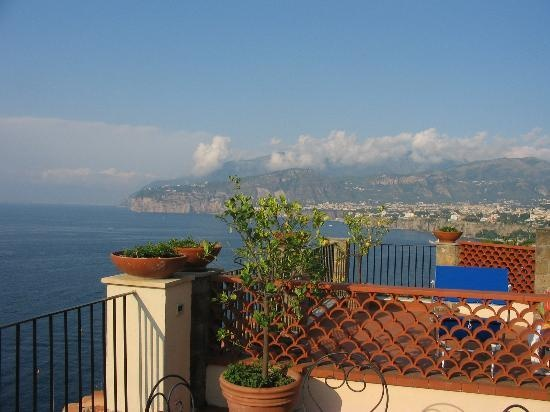 La Tonnarella - Sorrento, Italy - views from their balconies are amazing