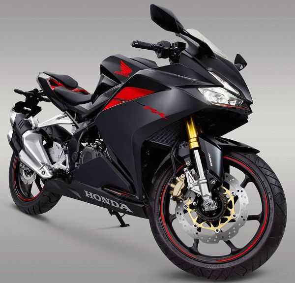 Honda CBR250RR detailed in videos