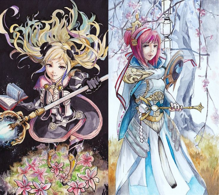 Sakura And Elise Master Classes (By Bordeaux)