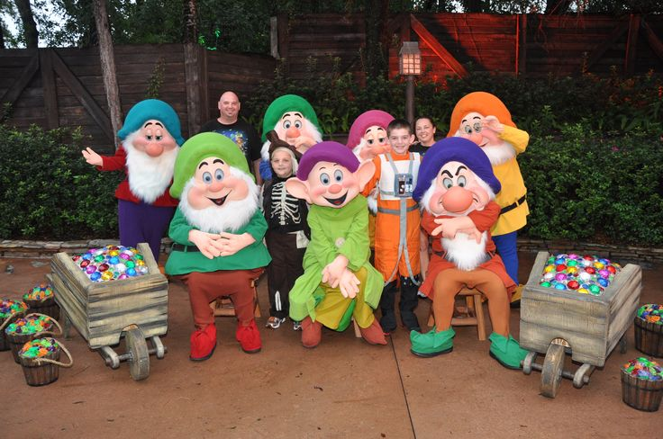 Tips for Meeting Rare Characters at Mickey's Not So Scary Halloween Party, Walt Disneyy World