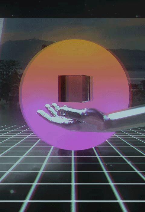 I am energy. I am galactic. I am psychedelic.