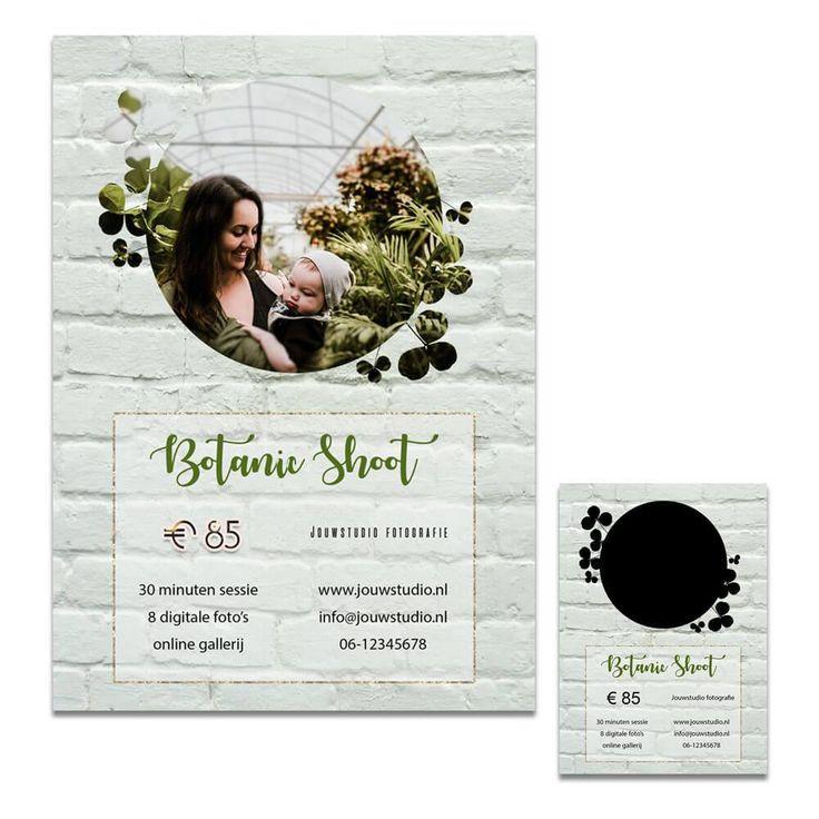 Botanic shoot 1