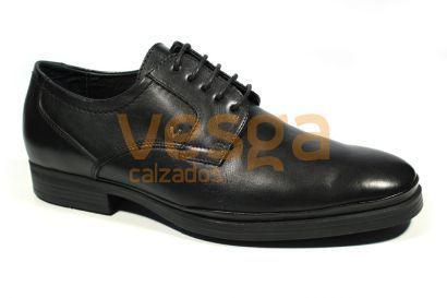 Martinelli Diagonal 276-1751B Zapatos Vestir Hombres Negro